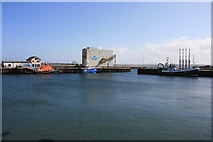 ND1070 : Scrabster Harbour by Paul E Smith
