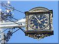 SU9949 : John Aylward's Clock by Colin Smith