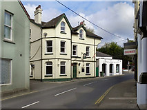 SC4384 : The Bridge Inn, Laxey by David Dixon