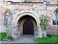 NZ2809 : Porch, St Peter's Church by Maigheach-gheal