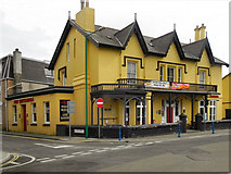 SC4594 : Britannia Hotel, Ramsey by David Dixon