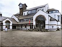 SC2484 : The House of Manannan by David Dixon