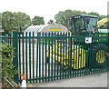 SO4208 : Lawn & Grounds Care Centre, Raglan by Jaggery