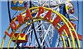 TA0588 : Funfair sign, Luna Park by Pauline E
