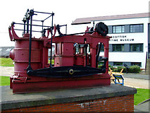 NS4075 : Scottish Maritime Museum by Thomas Nugent