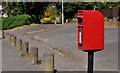 J4575 : Letter box near Newtownards by Albert Bridge