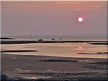 SD4464 : Morecambe Sunset by Paul Buckingham