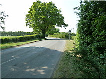 TQ2817 : Chalkers Lane west away from Hurstpierpoint College by Dave Spicer
