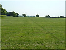 TQ2817 : Playing fields at Hurstpierpoint College by Dave Spicer