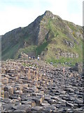 C9444 : The Giant's Causeway by Rod Allday