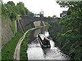 SJ9272 : Richmond Hill crosses the Macclesfield Canal by Robin Stott