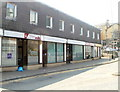 SO2801 : Town Bridge shops, Pontypool by Jaggery