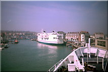 SY6878 : Weymouth - 1987 by Helmut Zozmann