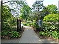 ST5675 : Main entrance - Bristol Botanic Garden by Anthony O'Neil