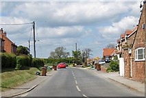 SE7576 : Habton Lane, Great Habton by Pauline E