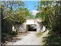 SJ8996 : Bridge under Fallowfield Loop by Gerald England
