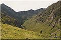 NN1755 : Looking up Coire Gabhail by Nigel Brown