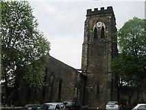 SK3950 : All Saints Church, Ripley by Alex McGregor