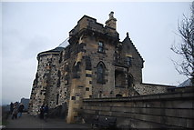 NT2674 : Old Observatory, Calton Hill by N Chadwick