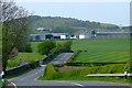 NS3860 : Bridesmill Road by Thomas Nugent