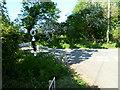 TQ0520 : Signpost at east end of Pickhurst Lane by Shazz