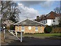 TQ3375 : House on Champion Hill, Camberwell by Derek Harper