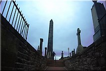 NT2674 : Political Martyrs'  Monument, Old Calton Burial Ground by N Chadwick