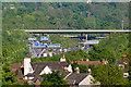 TQ3053 : M25/M23 junction by Ian Capper