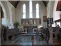 TQ4041 : Chancel of St John's church by Stephen Craven