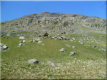 NY4008 : Red Screes by Michael Graham