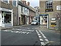SO2342 : Hay-on-Wye, Lion Street by Eric Pugh