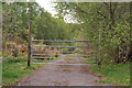 NM6774 : Gated road to Shona Beag by Steven Brown
