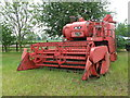 TL0251 : Farm sale, Bromham by Michael Trolove