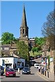 SK2168 : Bakewell Parish Church by Mr Eugene Birchall