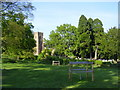 SP4877 : Newbold On Avon Church by Ian Rob