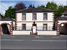 NY6820 : Police Station, The Sands, Appleby by Andrew Curtis