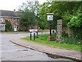 TL4192 : Wimblington Village Sign by Tony Bennett