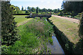 SK9226 : River Witham, Easton Walled Gardens (5) by Kate Jewell