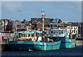 J5082 : Mussel dredgers at Bangor by Rossographer
