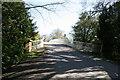SJ4160 : Aldford Iron Bridge by Jeff Buck