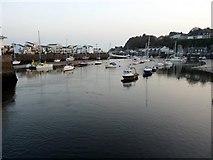 SH5638 : Porthmadog Harbour, Gwynedd by Christine Matthews