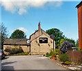 SJ9694 : Godley Hall Inn by Gerald England