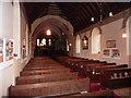SD3687 : St Peter's Church, Finsthwaite, Interior by Alexander P Kapp