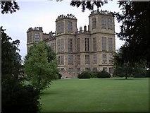 SK4663 : Hardwick Hall by John Jennings