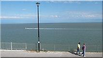 TR3965 : Promenade near Victoria Parade by David Anstiss
