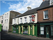 TR3865 : Earl St. Vincent, Public House, Ramsgate by David Anstiss