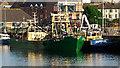 J5082 : Mussel dregders at Bangor by Rossographer