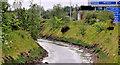 J3479 : Watercourse, Belfast (4) by Albert Bridge