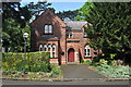 SK5748 : Foremans House - Bestwood Pumping Station by Ashley Dace