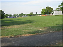 SP1285 : Recreation Ground, Yardley by Michael Westley